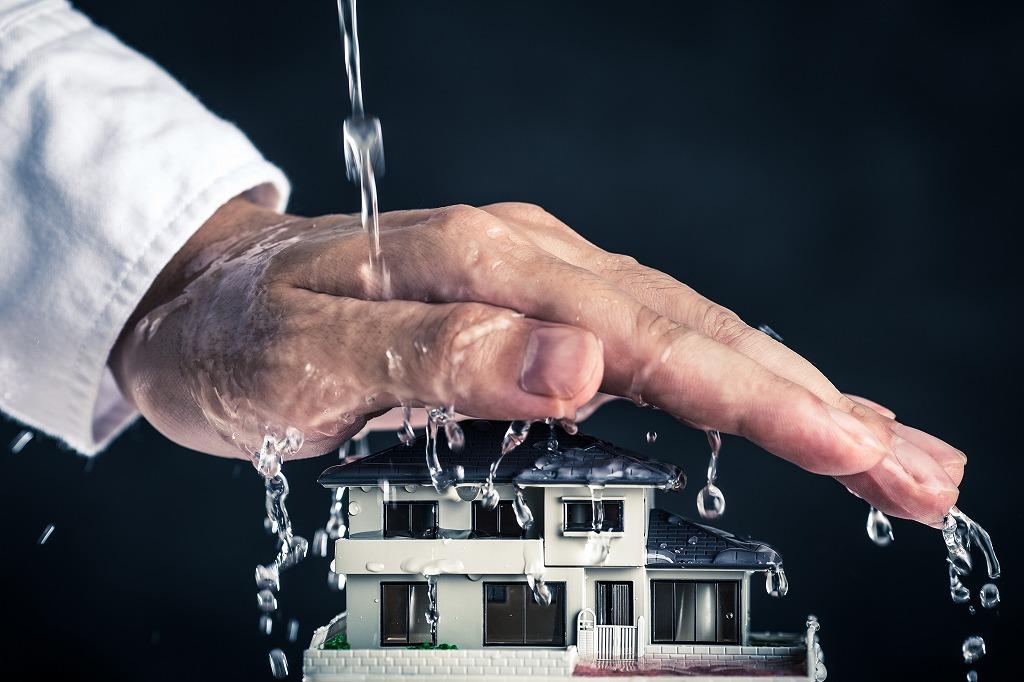 防水工事が活躍するのはどんな場所?